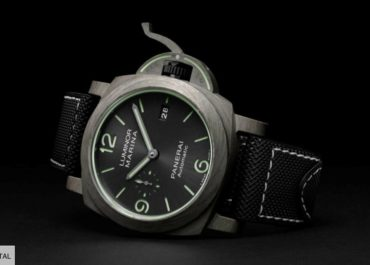 Panerai Luminor : une montre de luxe garantie pendant… 70 ans !